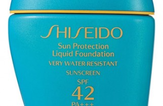 UV Protective Liquid Foundation od Shiseido