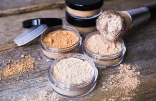 mineralne kosmetyki do makijażu